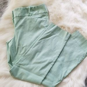 Limited Ideal Strech crop pants